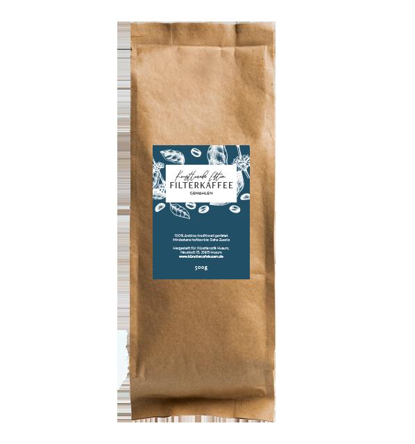 Filterkaffee Künstlercafé Husum Edition