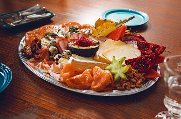 Frühstück Monaco Schlemmerfrühstück